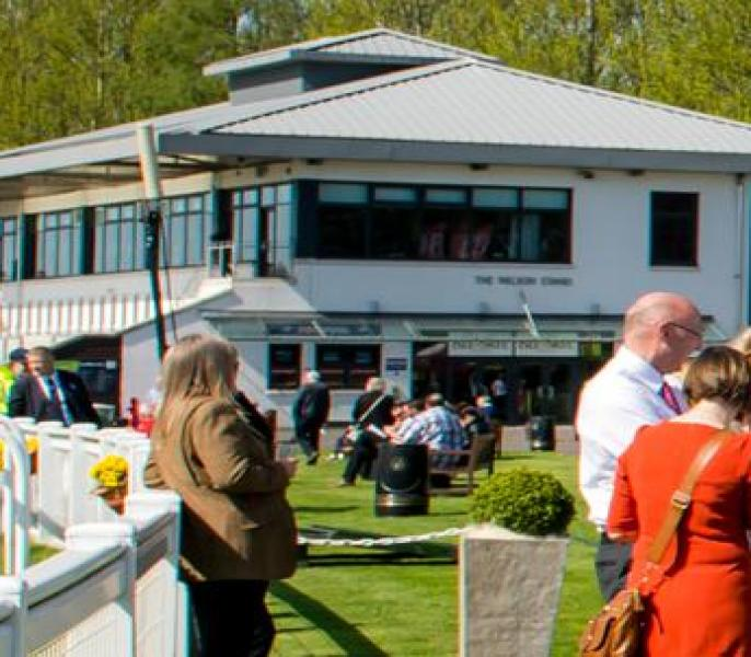 Perth Racecourse flooring case study