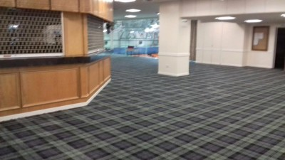 Dewars Centre Flooring Case Study