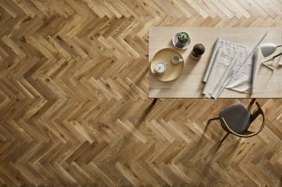 The Beauty of Wood at Perthshire Flooring